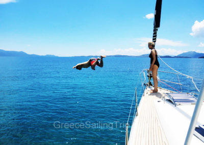 Diving in Kefalonia