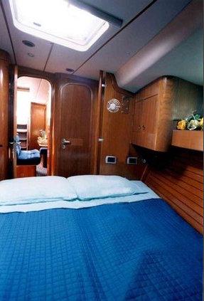 Oceanis 510 Aft Cabin
