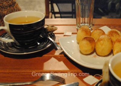 Passion for Loukoumades, Koufonisia Island