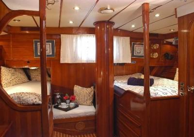 Swan 65 Master Cabin