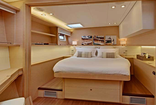 Lagoon 560 Cabin