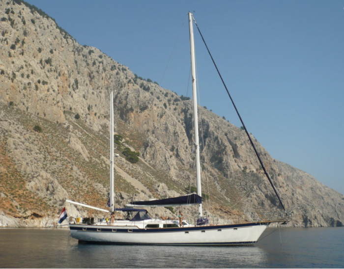 Irwin 65 - Greek Island Hopping Yacht Tours