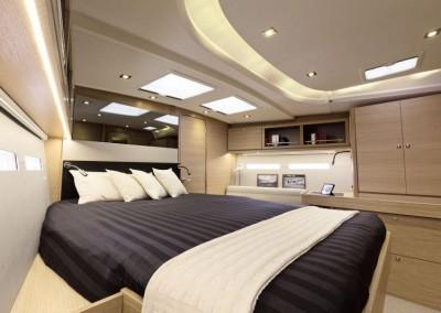 Dufour 560 Master Cabin